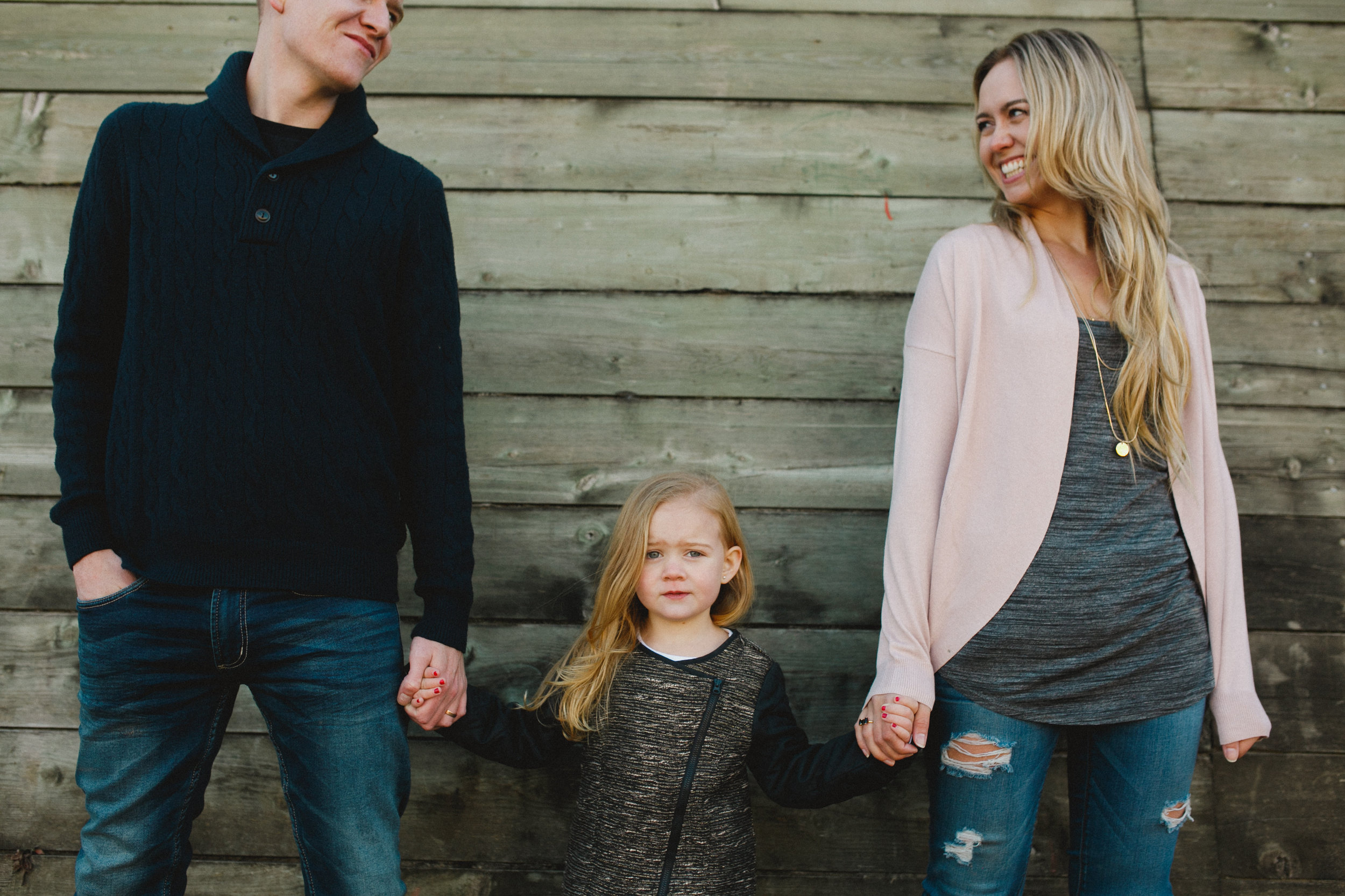 Edmonton, Alberta family session