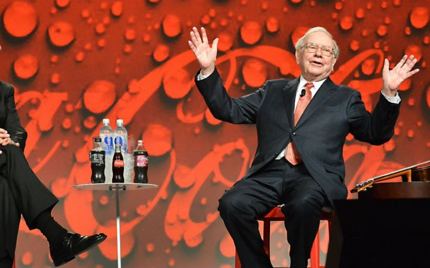 """All there is to investing is picking good stocks at good times and staying with them as long as they remain good companies."" Buffett on one of his top picks, Coca-Cola."