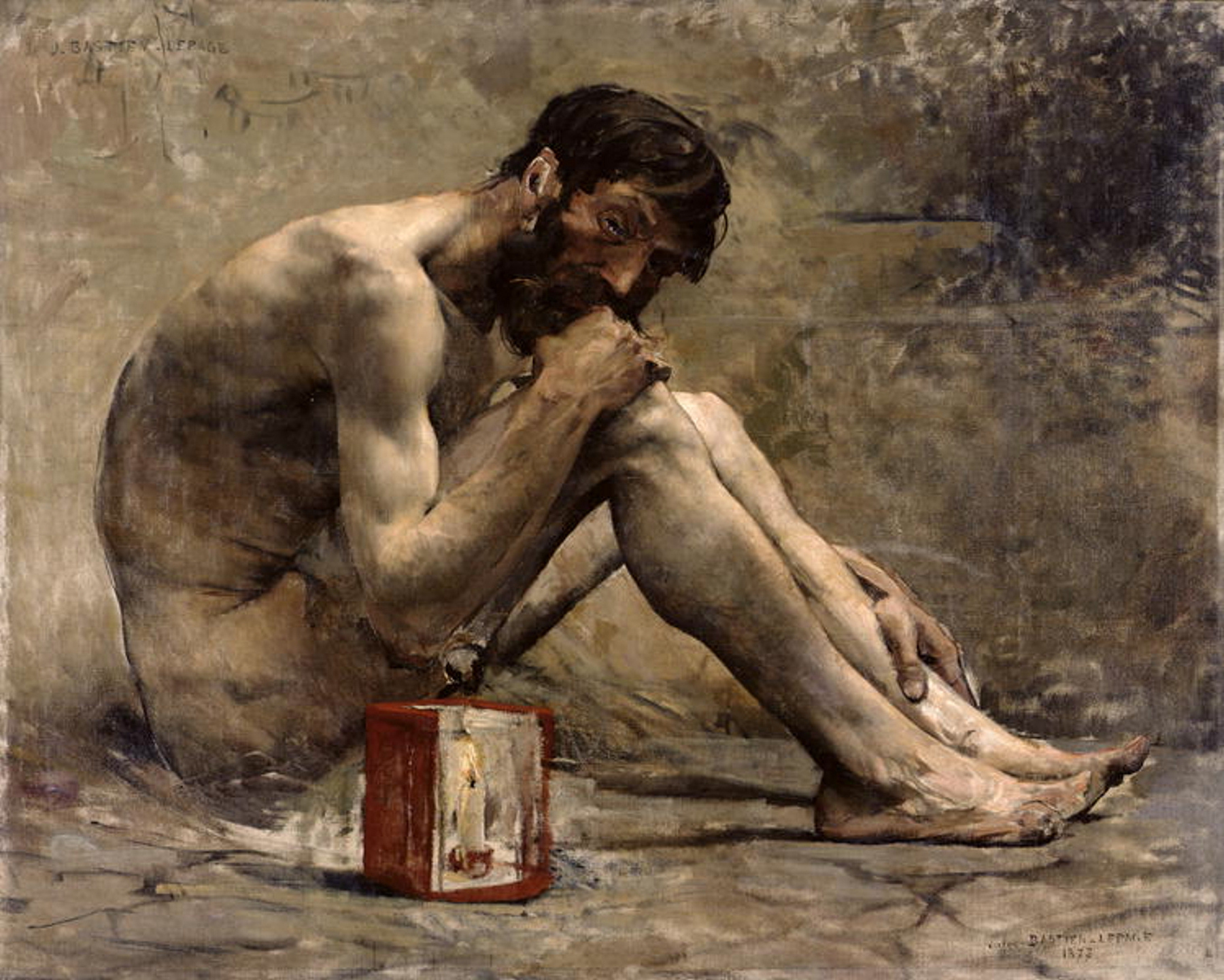 Jules Bastien-Lepage, Diogenes