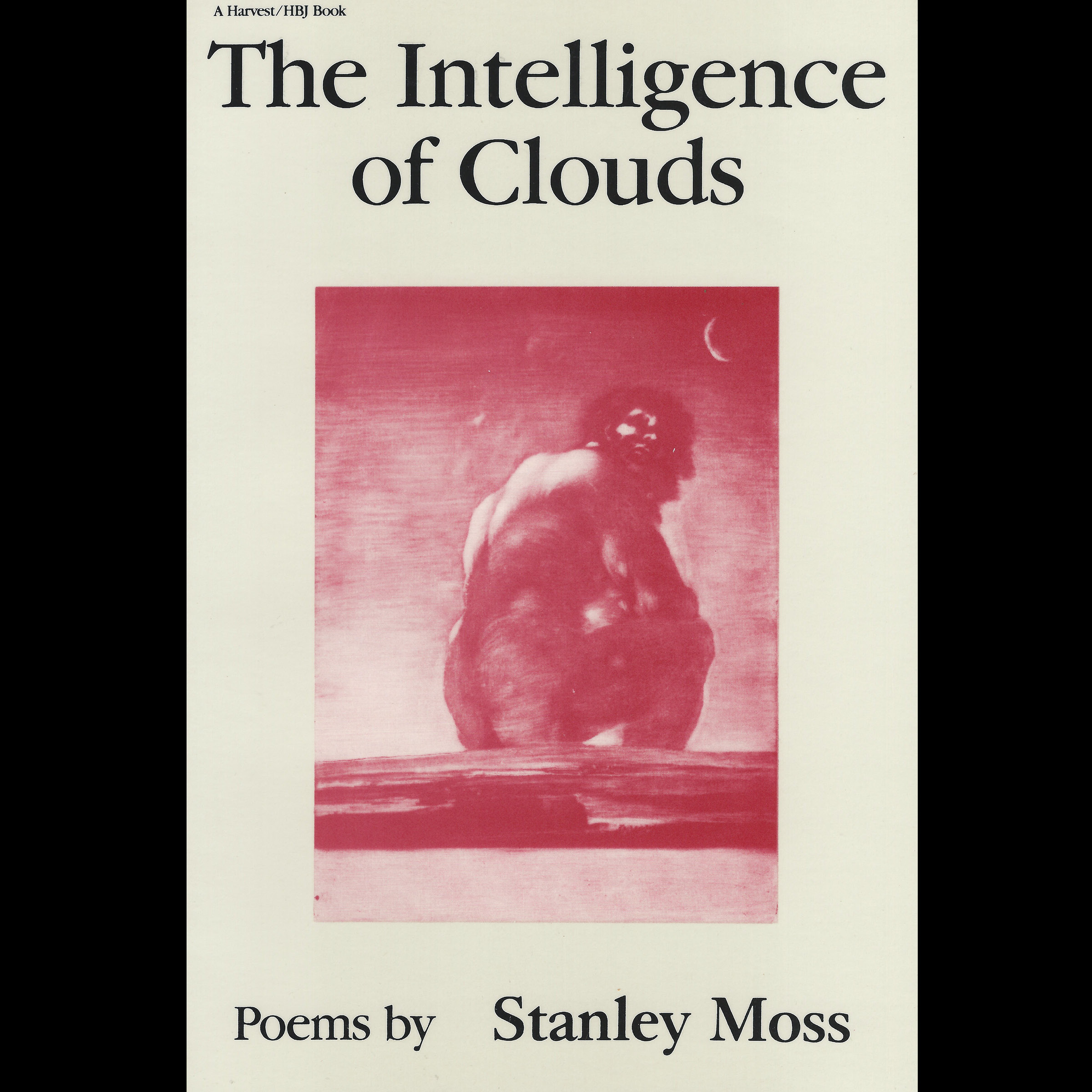 The Intelligence of Clouds (Anvil Press, 1989)