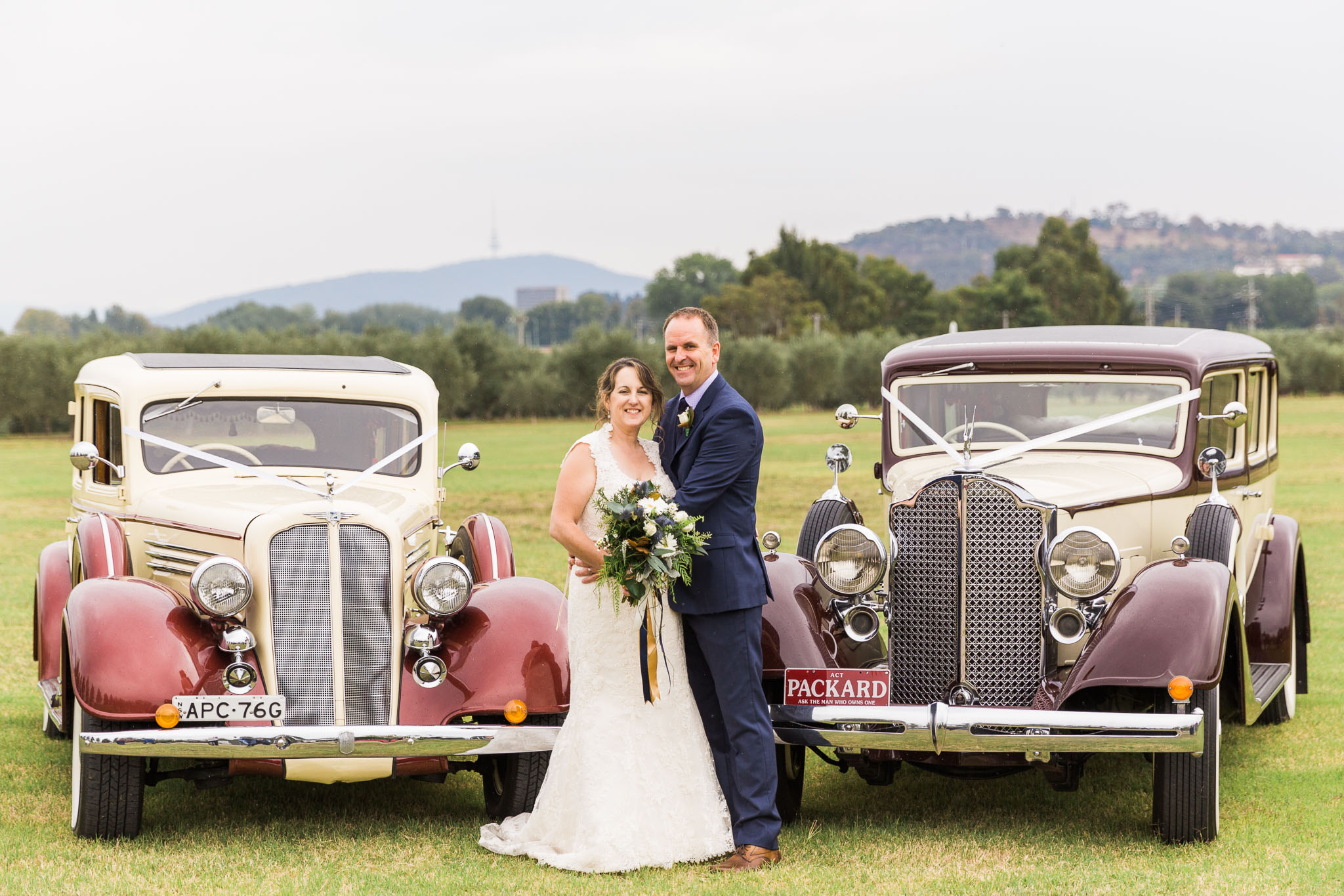 A1 Classic Car Rentals Canberra - Canberra Small Wedding