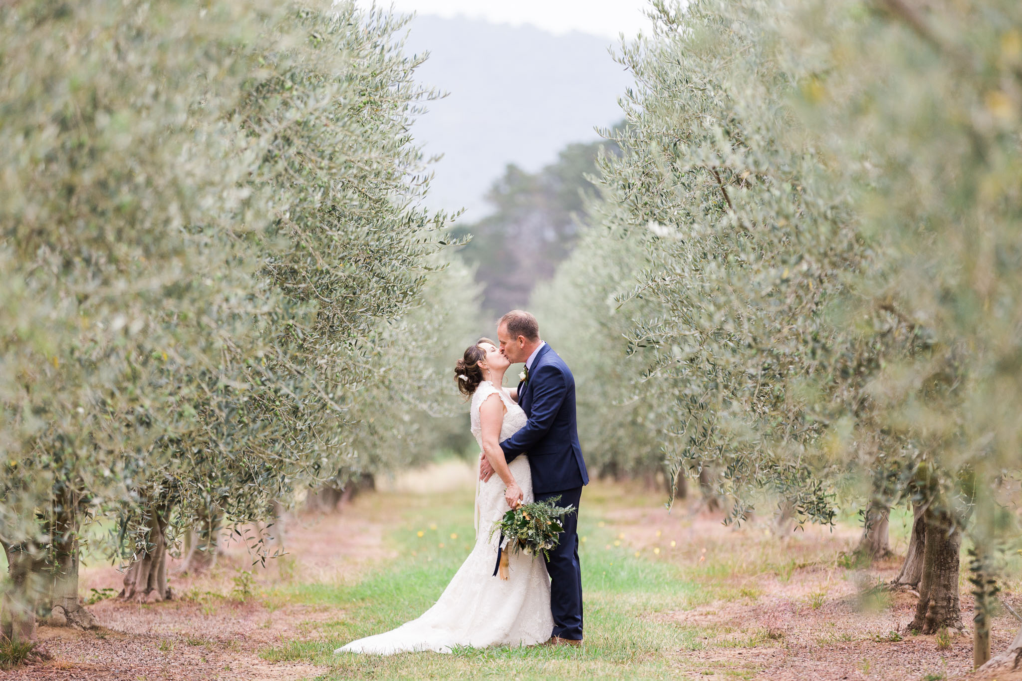 Olive Grove Wedding Photos at Pialligo Estate Canberra