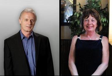 Ian Jessop and Corrie Yelland.