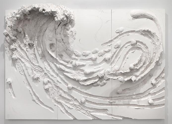 """""""Wave"""" David Altmedj; 2011"""