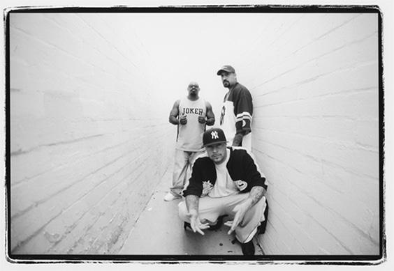 Cypress Hill; Estevan Oriol