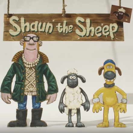 by Martin Howard and Andy James   The story of a sheep and his farmer.