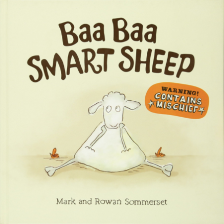 by Mark Sommerset and Rowan Sommerset   The story of a sheep who is a little bit bored.