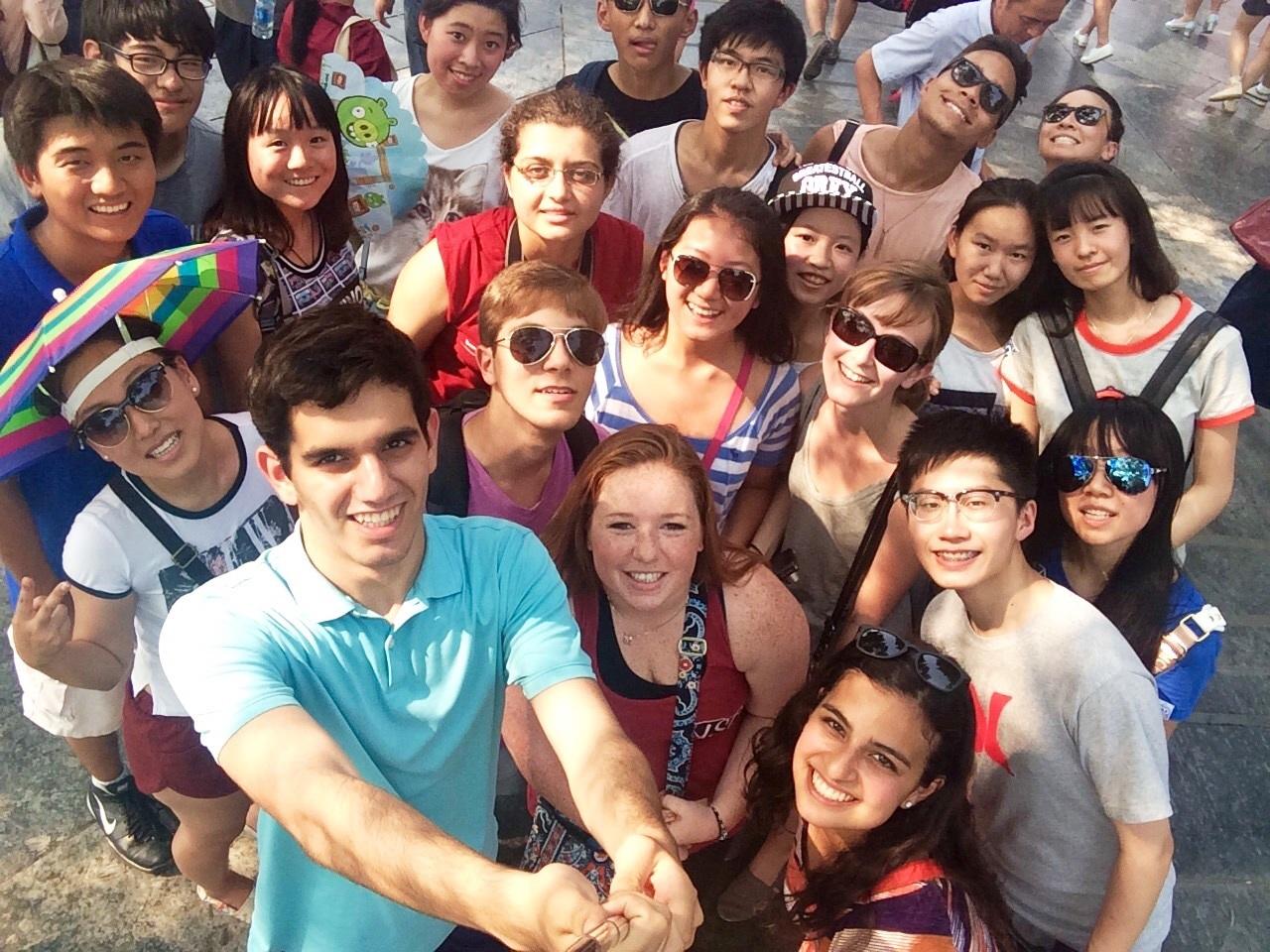 Beijing_Forbidden City_Group Selfie 1.jpg