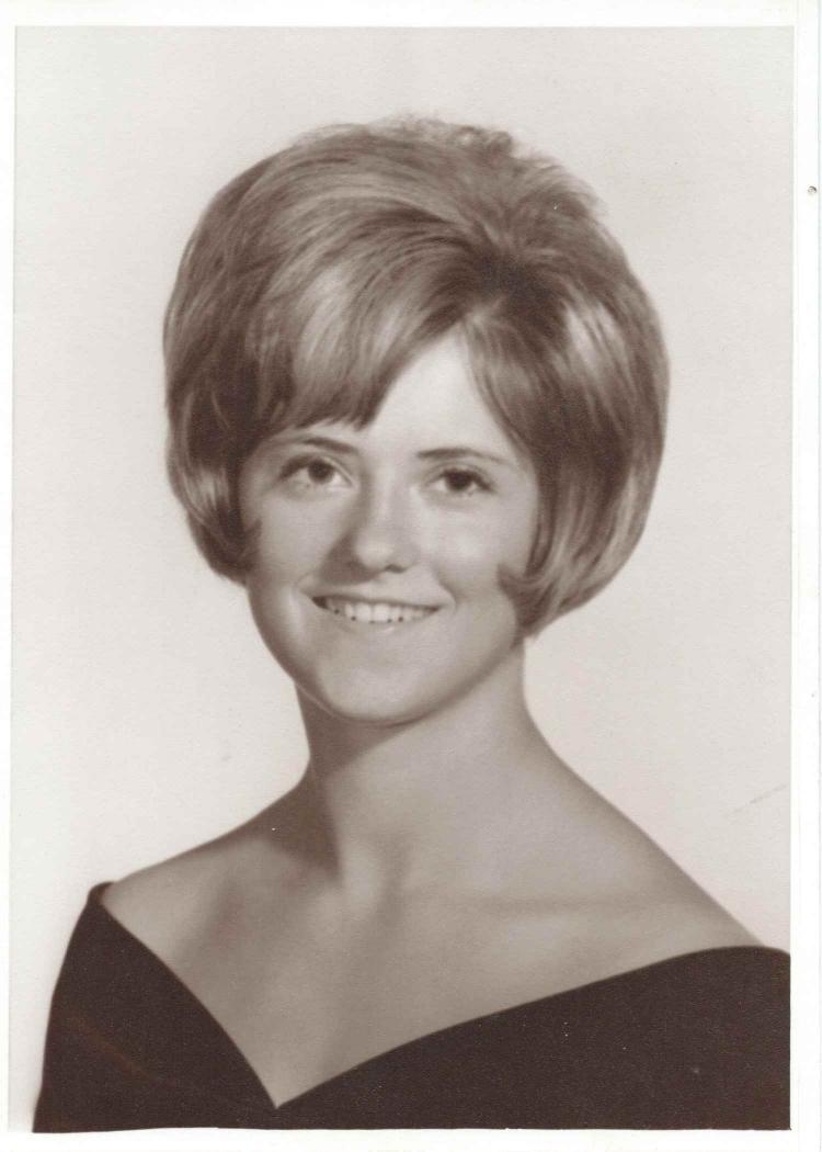 Rae Lyn Conrad, high school graduation