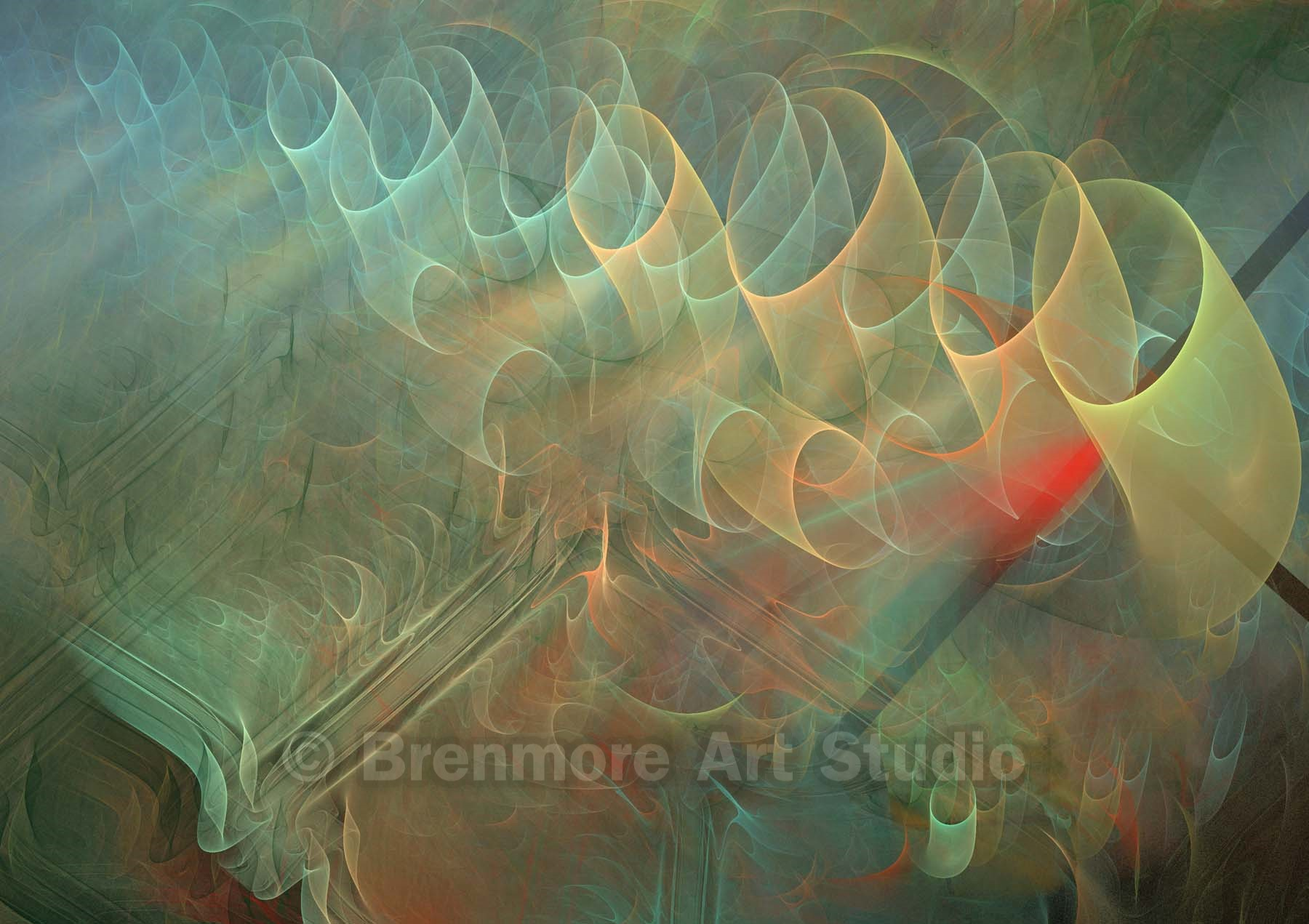 Tubes Underwater