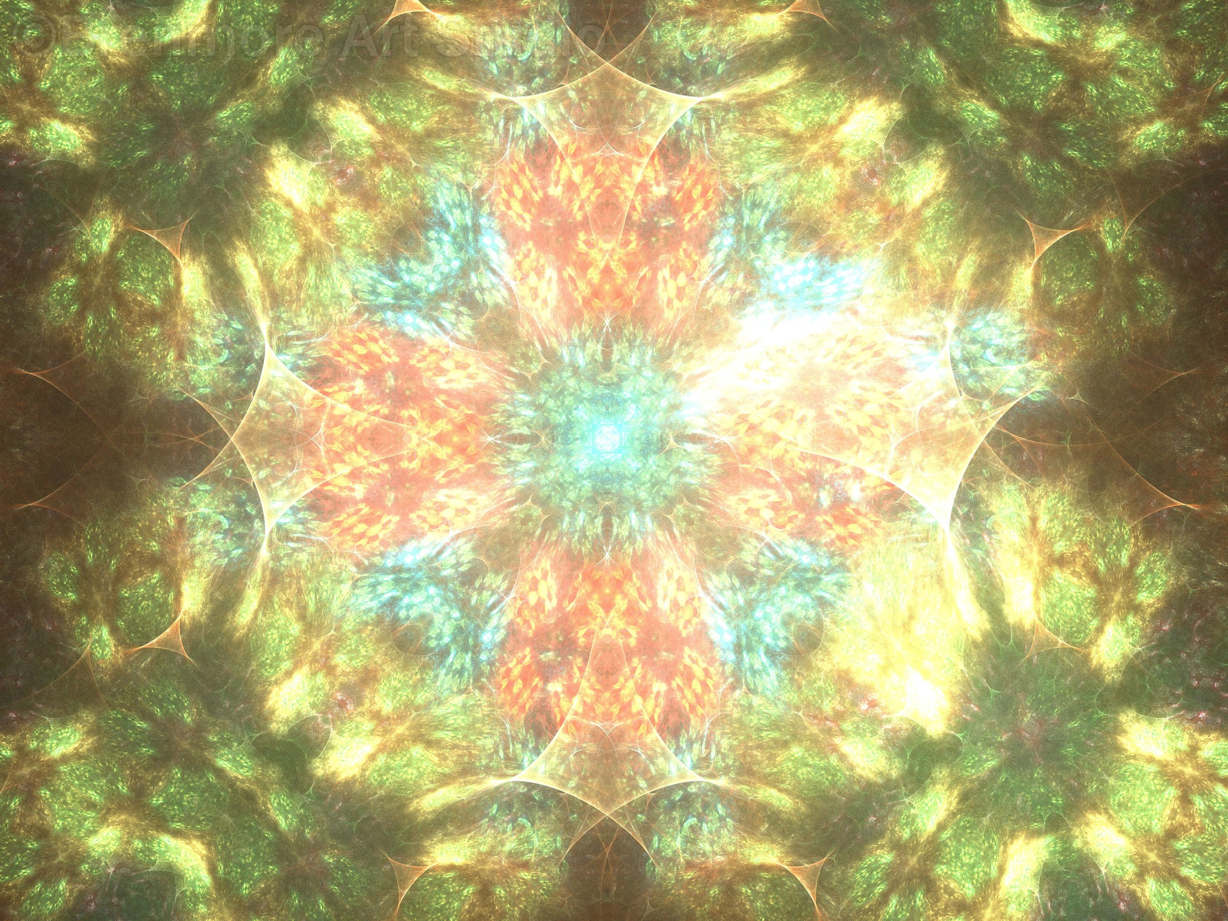 Forest Mandala