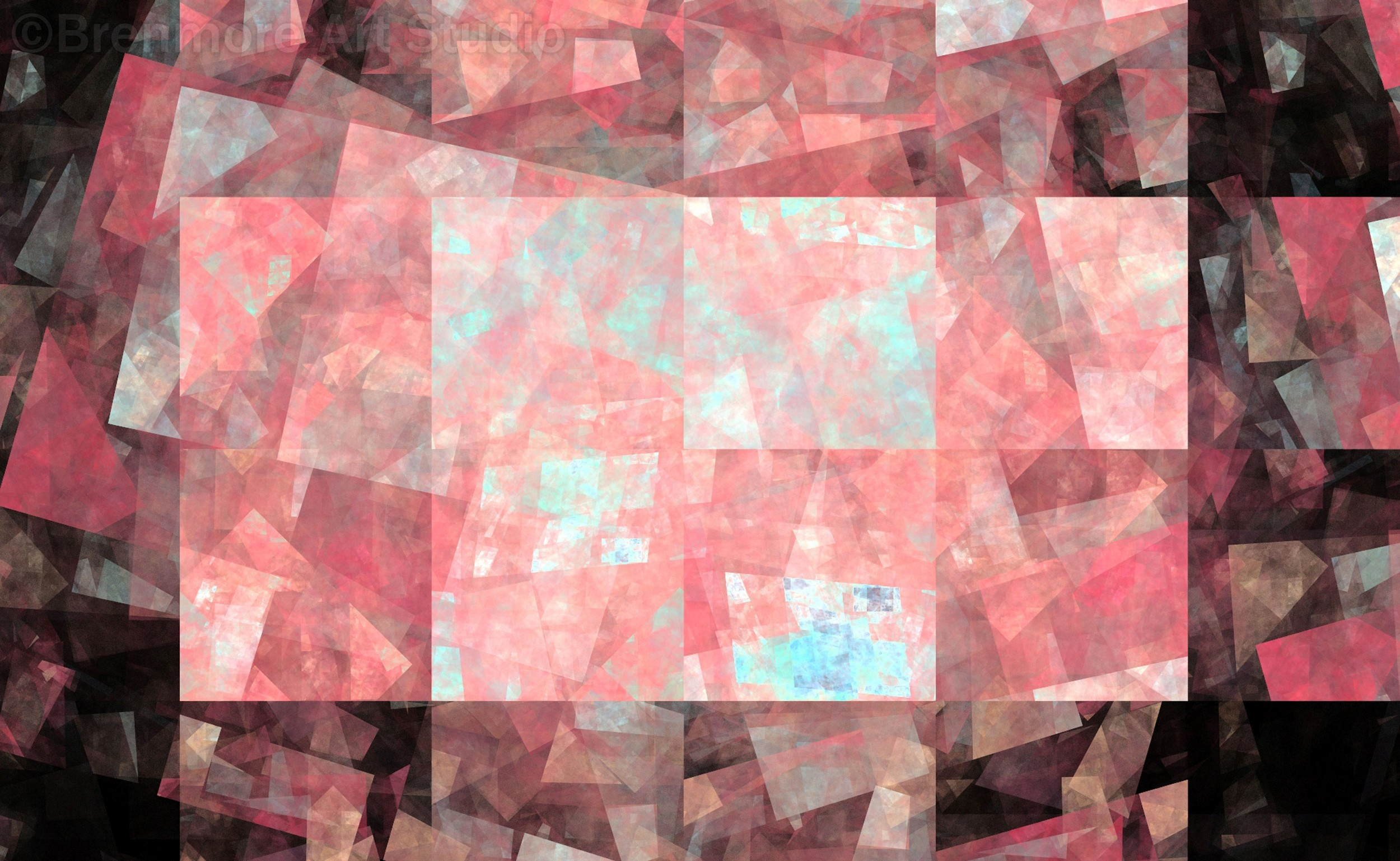Tickled Pink Squares