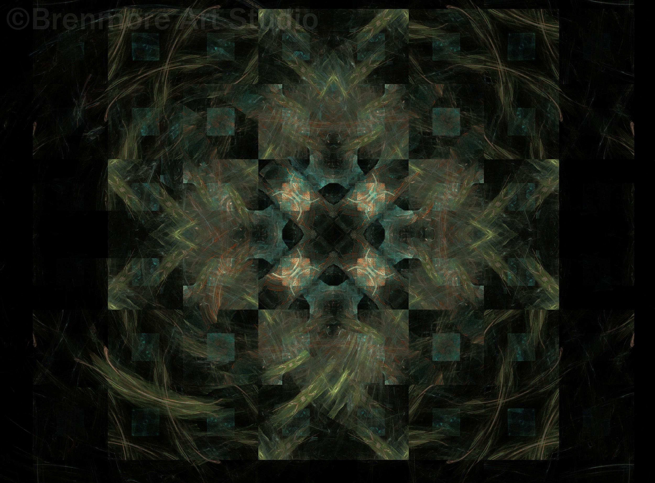 Mandala, Night