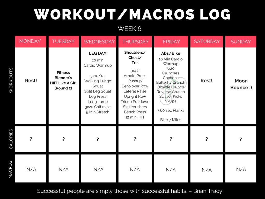 week-6-workout-log