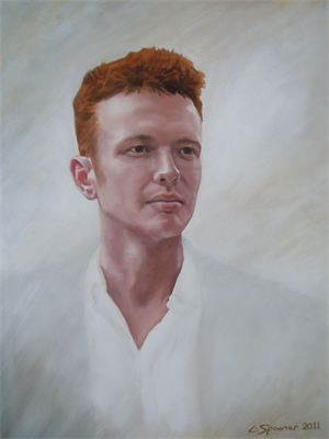 Classical Art Academy Laura Spooner Oil Painting