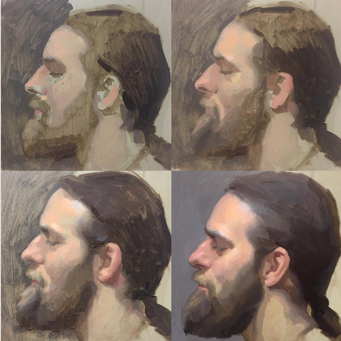 Classical Art Academy Portraiture Masterclass