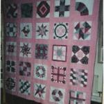 1991 – Pink and Blue Sampler