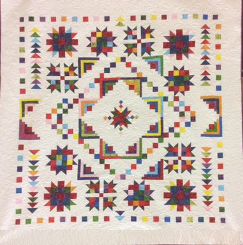 Kaleidoscope of Kolor designed by Thea Jirak