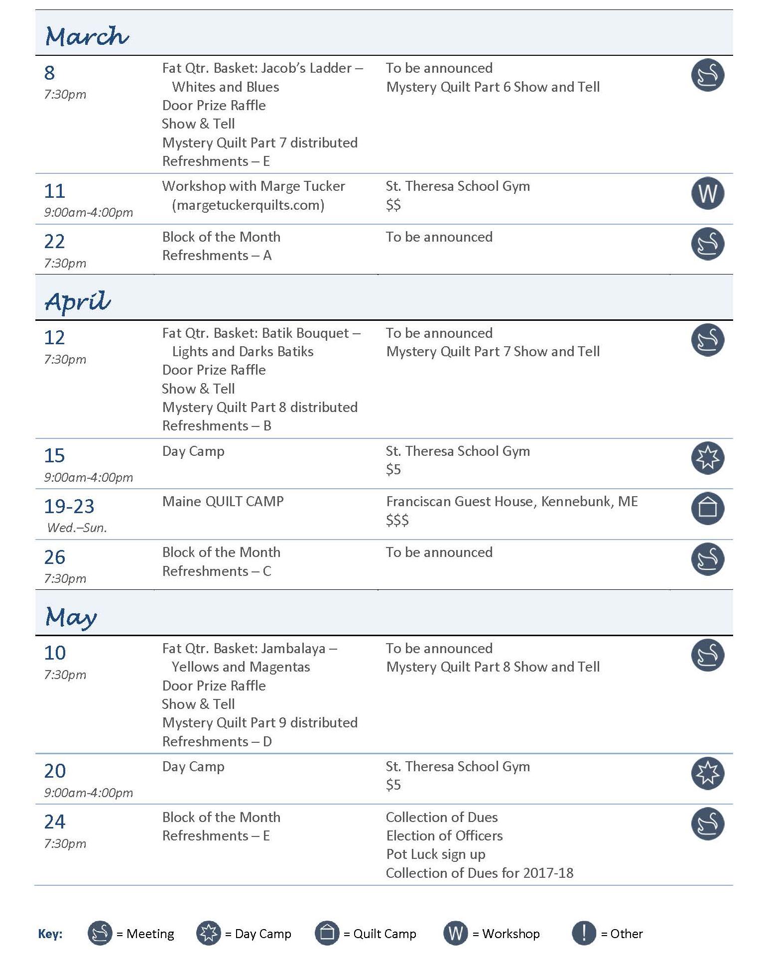PBQ OFFICIAL CALENDAR Spring 2017_v2_P1