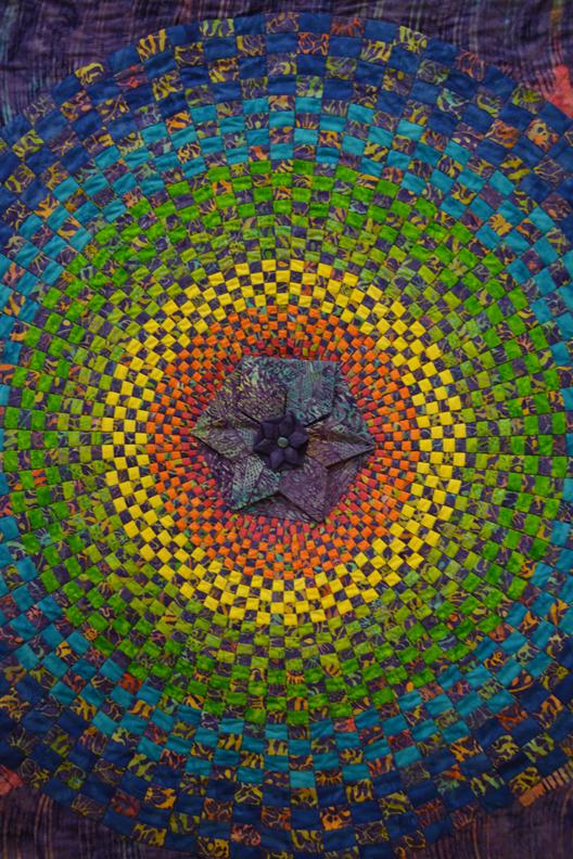 Mary Ellen Berman - Rainbow Circles