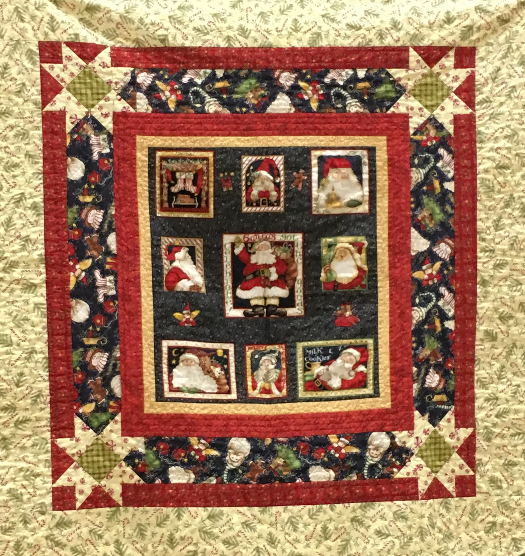 Christmas Charity Quilt