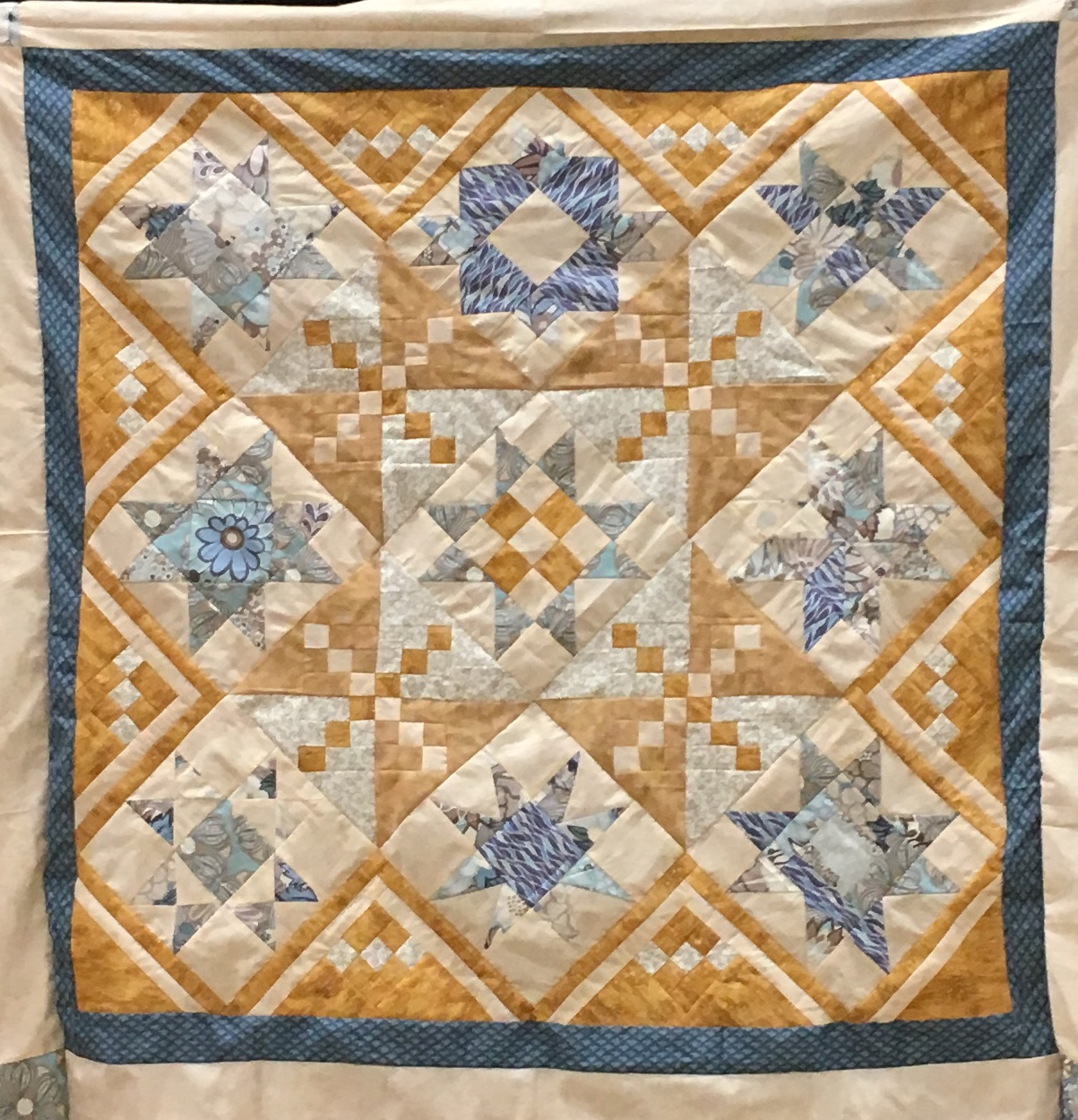 Mystery Quilt 2017