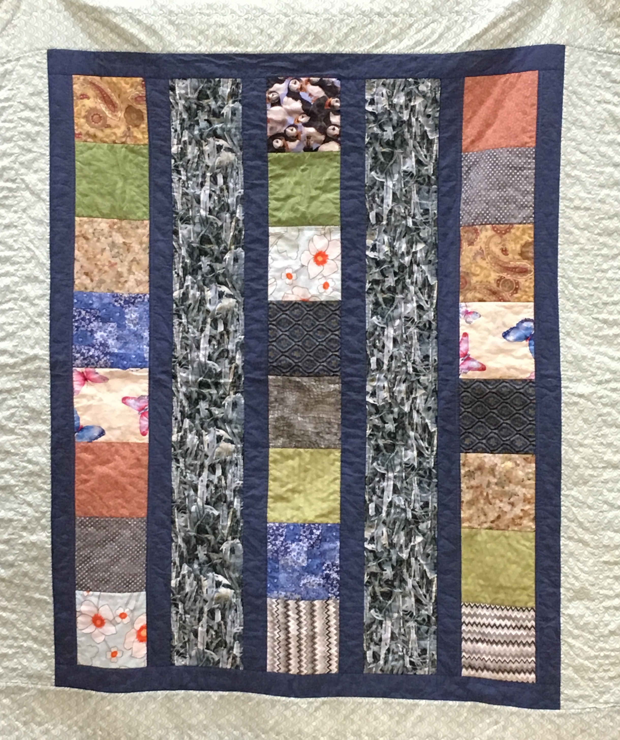 2019 New Year's Day Mystery Quilt