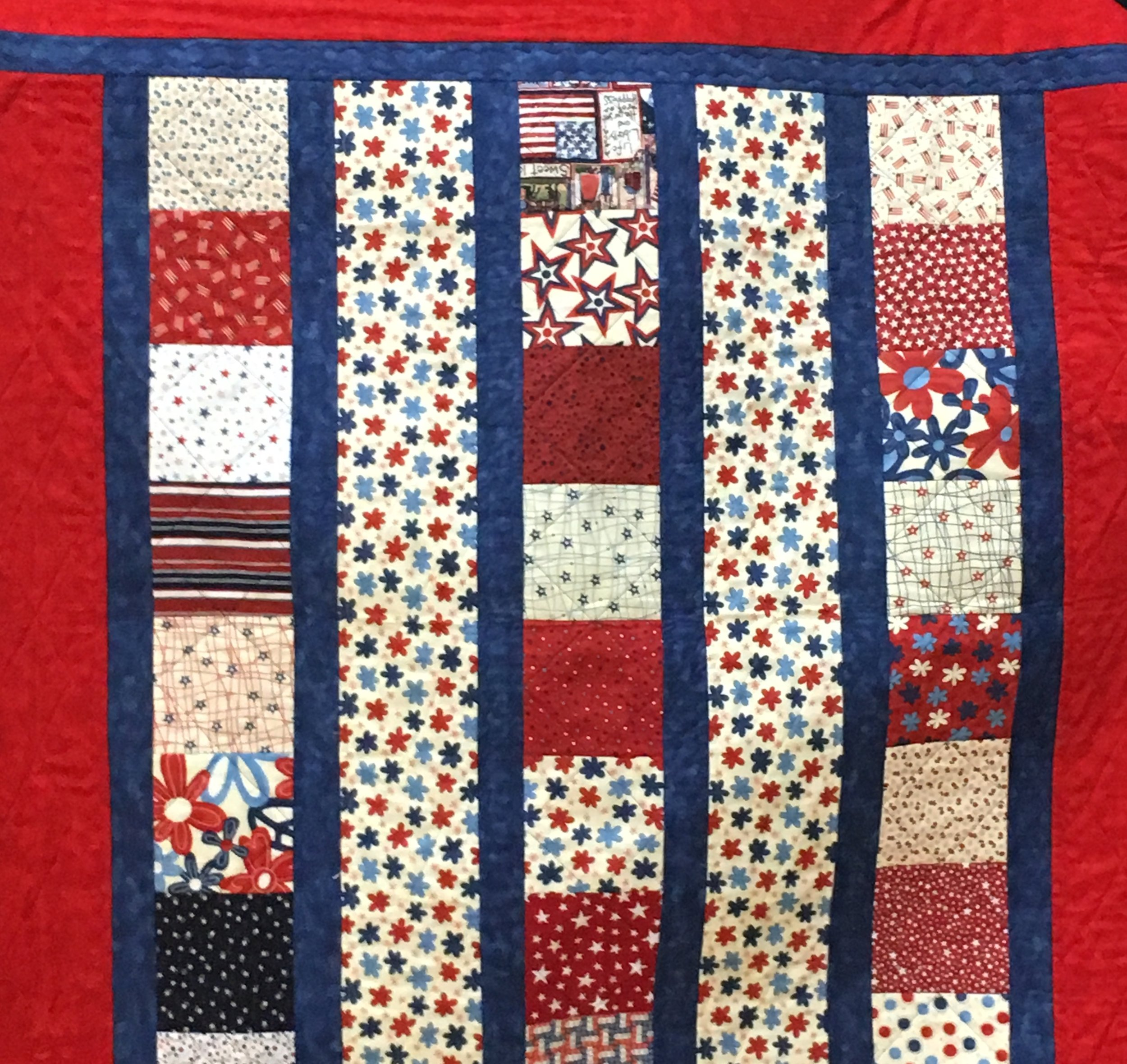 New Year's Day Mystery Quilt 2019