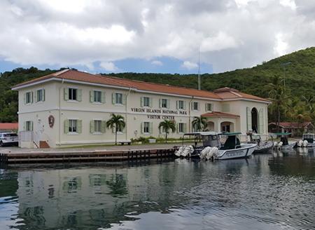 National Seashore Service Headquarters St. John
