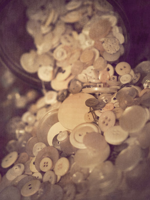 Button Collection | Raleigh, North Carolina | © Christy Hydeck