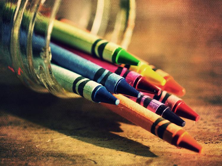 Crayola Crayons   Raleigh, North Carolina  © Christy Hydeck