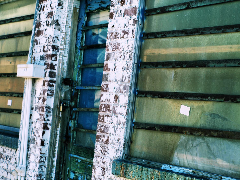 Amazing abandoned garage in Downtown Durham, North Carolina |© Christy Hydeck