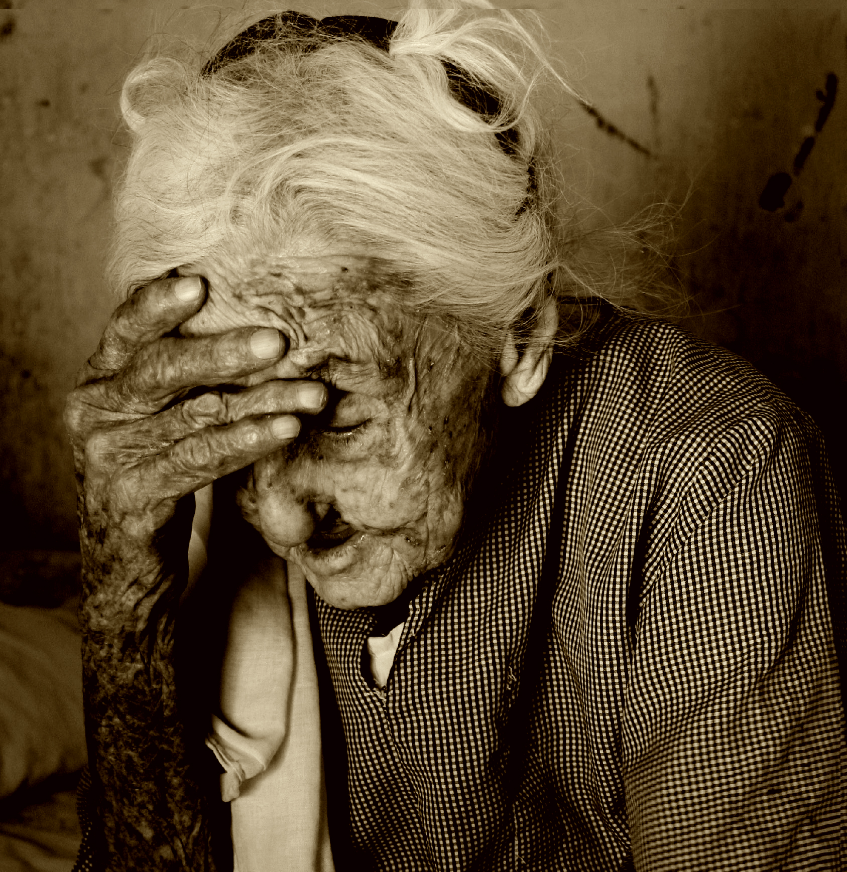 116 años. ¡116 years old!. Originally uploaded by  Fano_Quiriego .