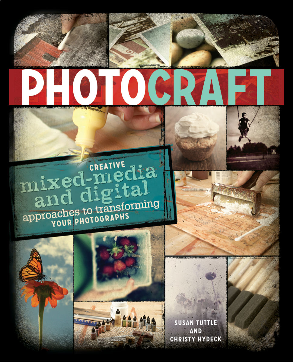 Click to order at Amazon! | Photo Craft - Front Cover | Authored by Chrysti Hydeck & Susan Tuttle
