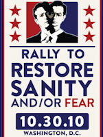 Photos Featured On Comedy Central From Rally To Restore Sanity Event