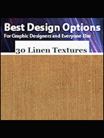 30 Linen Textures for Web and Print Designs