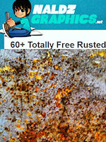 60+ Totally Free Rusted Metal Textures For Designers