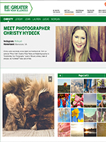 MEET PHOTOGRAPHER CHRISTY HYDECK