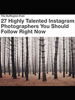27 Highly Talented Instagram Photographers You Should Follow Right Now