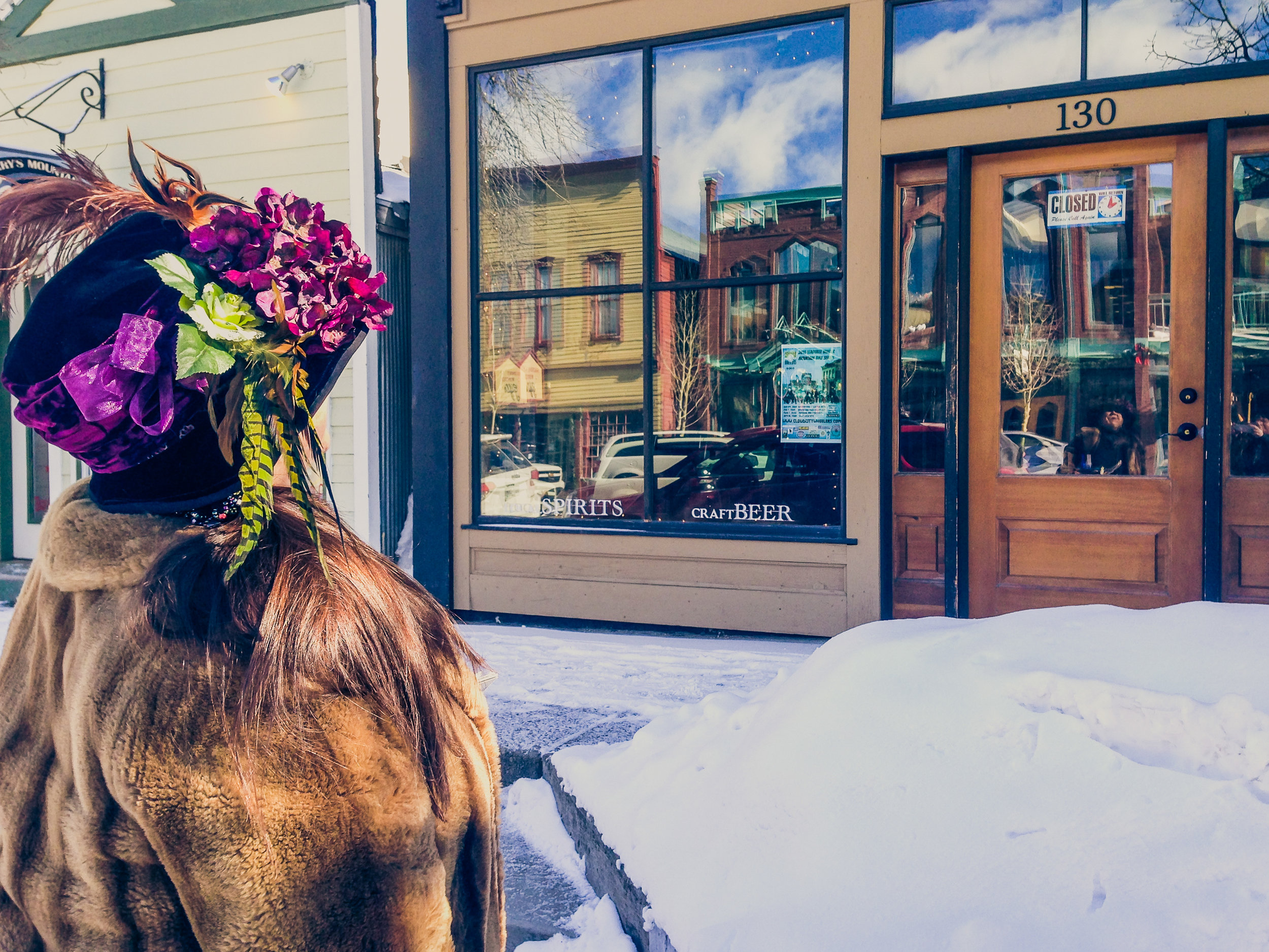 Historic Walking Tour | Breckenridge, Colorado | 2015 | © Christy Hydeck
