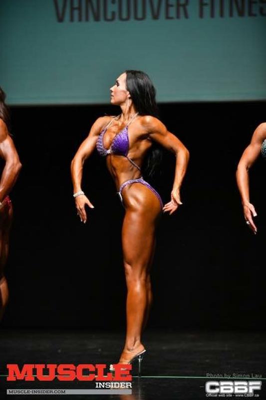 Jenn W Nationals - Figure Open B