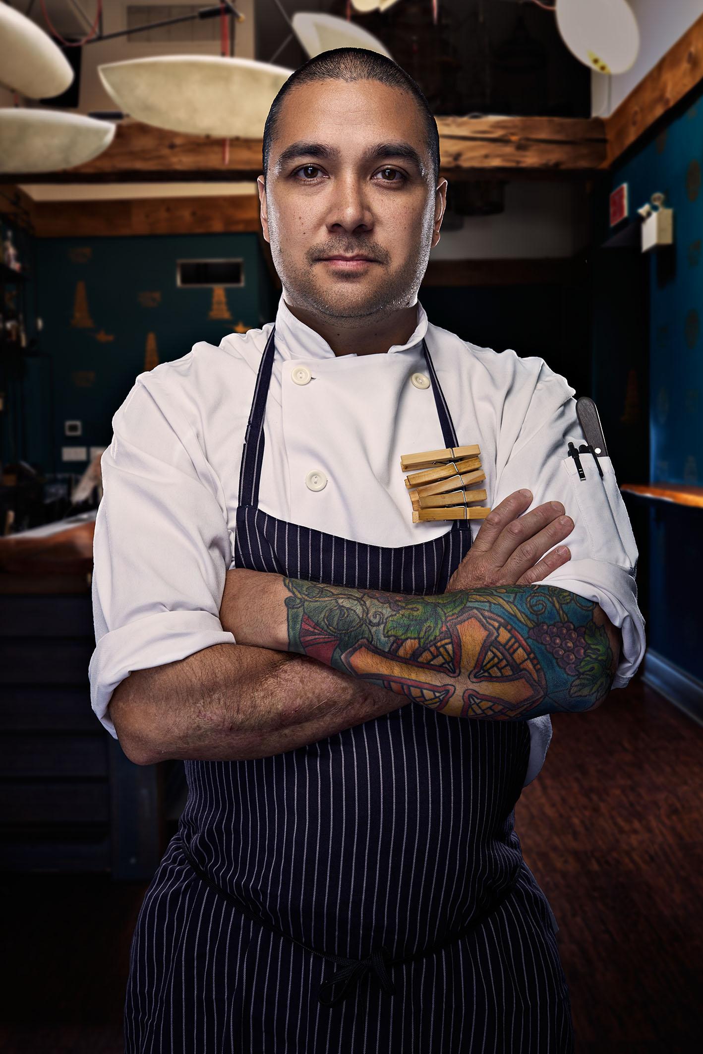 Chef Dennis Tay of DaiLo For Hogtown Talks