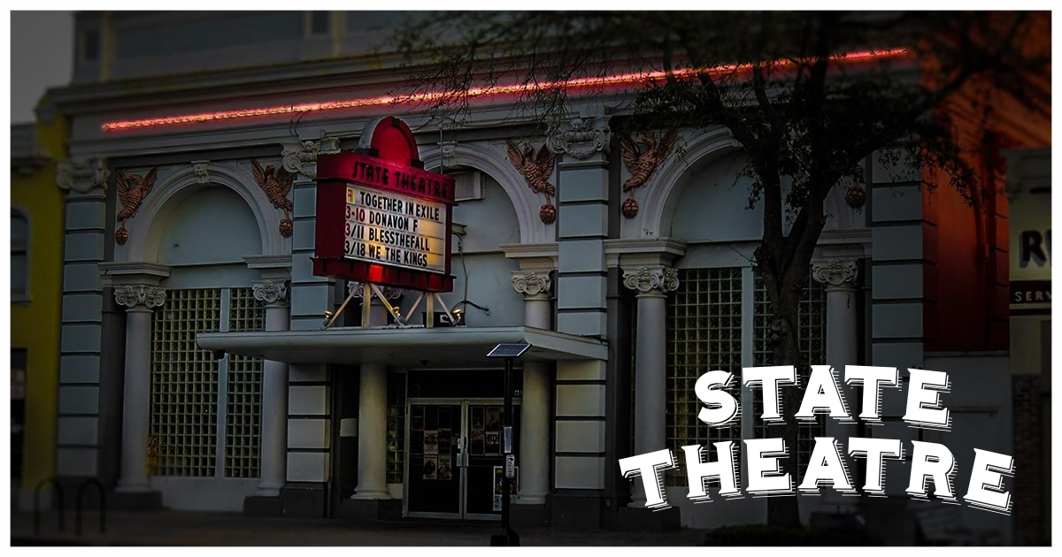 Photo courtesy of  statetheatreconcerts.com