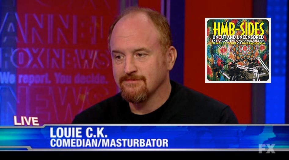 """Life really does imitate art. A still from """"Louie"""" on FX."""
