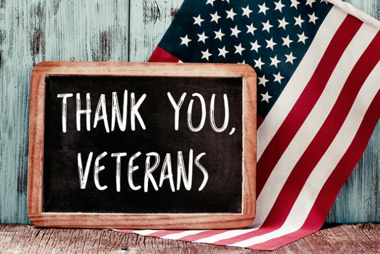 Thank you to all who have served or are currently serving.