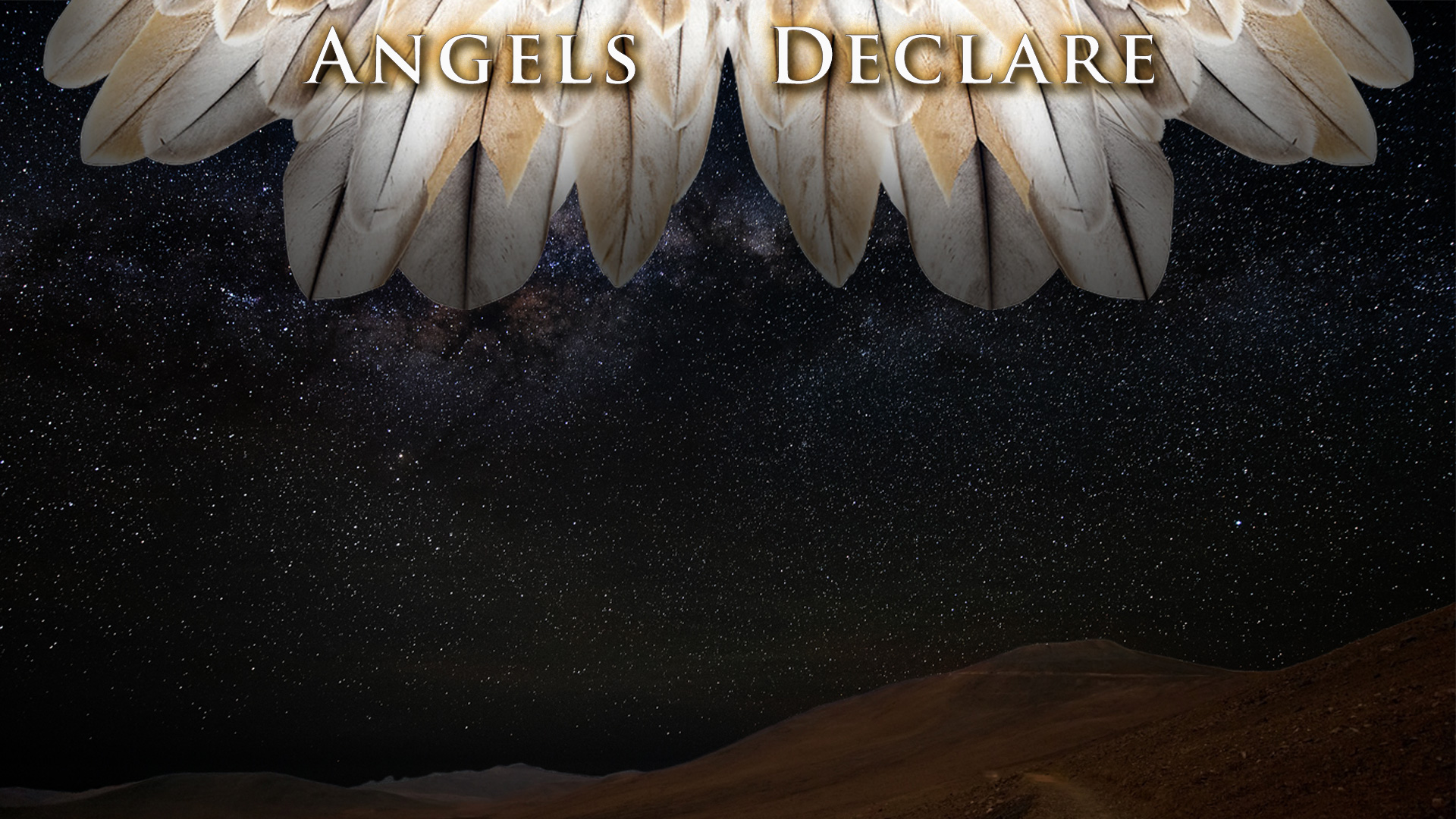 November 27th Begins the first week of Advent. Our Sermon Series, Angles Declare!