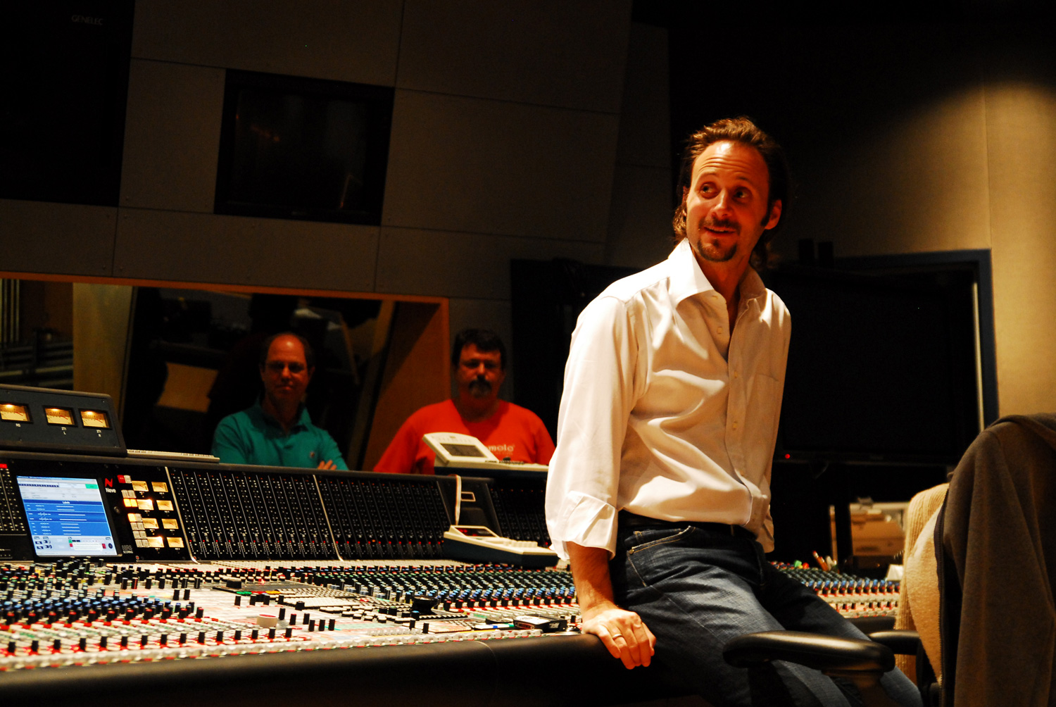 """Catalyst, Collaborator & Game Changer.  After presenting the idea of GRAMMY Camp and the curriculum for a dedicated Film Scoring Career Track to the NARAS Los Angeles Board - Mike Knobloch called the next morning and said, """"I'm in!"""""""