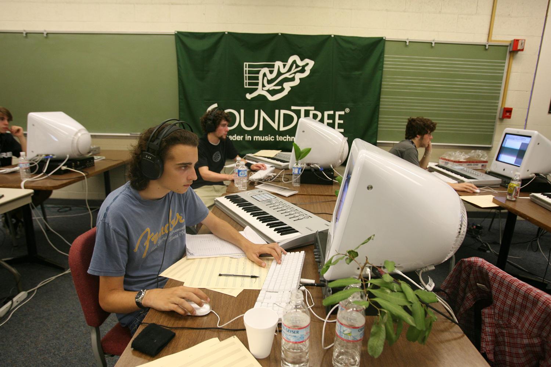 Composer Workroom
