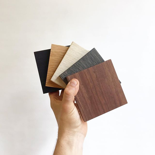 Wood finishing class! Next Wednesday (8/21) @ 7 PM in the shop! We'll discuss the qualities of wood, coloring, charring, oxidizing, bleaching, oiling, and otherwise. Two spots left. Sign up through the website with the link in our bio!!