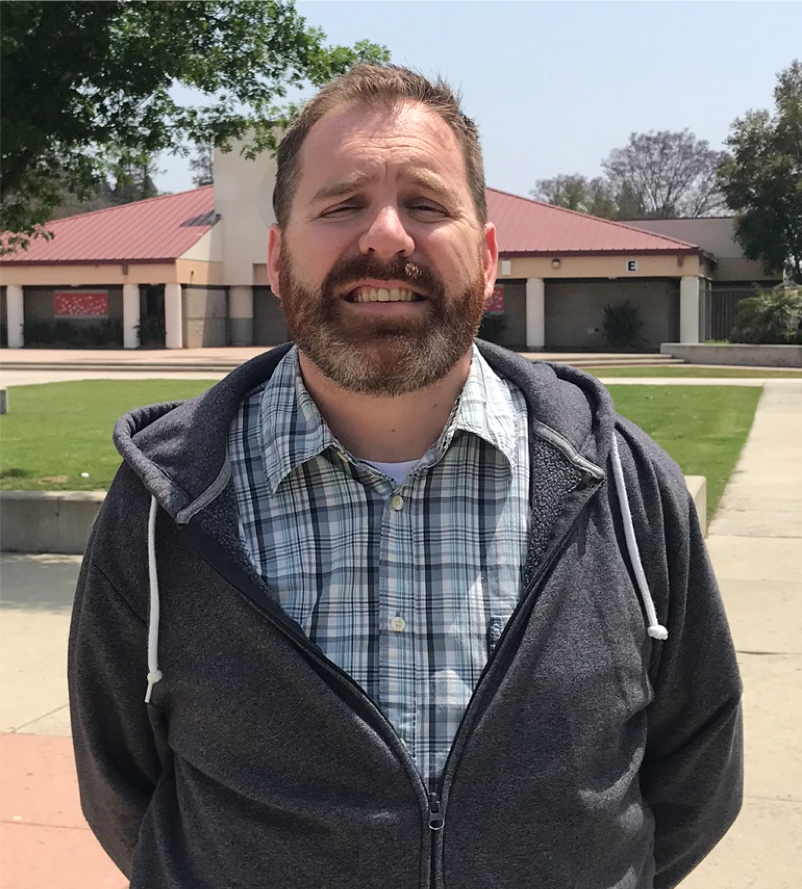 - Computer Science teacherDerek ArnellRuben S. Ayala High SchoolChino Hills, CA